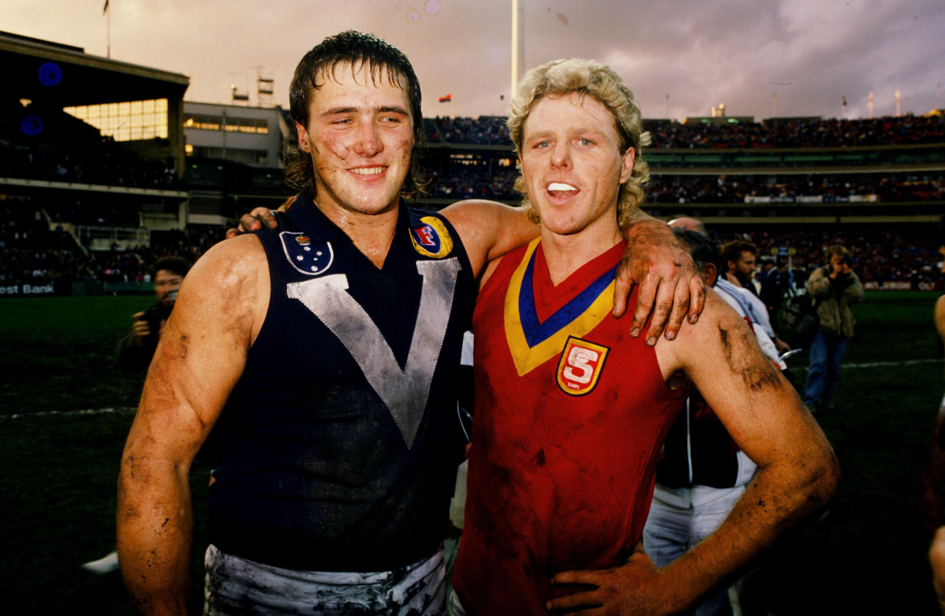 VFL 1989 State of Origin Match - Victoria v South Australia