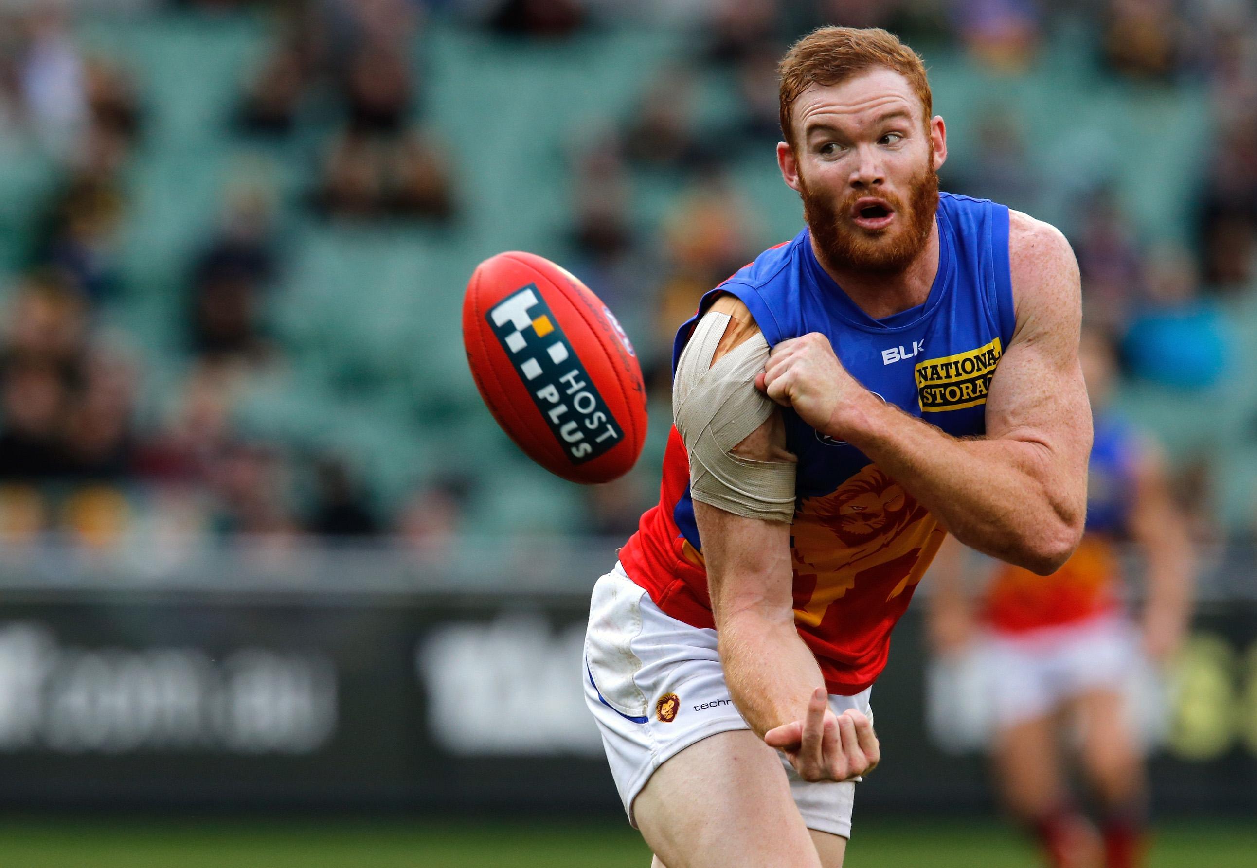 AFL 2014 Rd 16 - Richmond v Brisbane