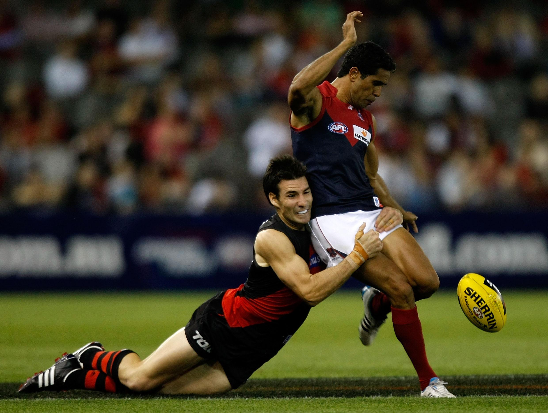 AFL 2011 NAB Cup Rd 03 - Melbourne v Essendon