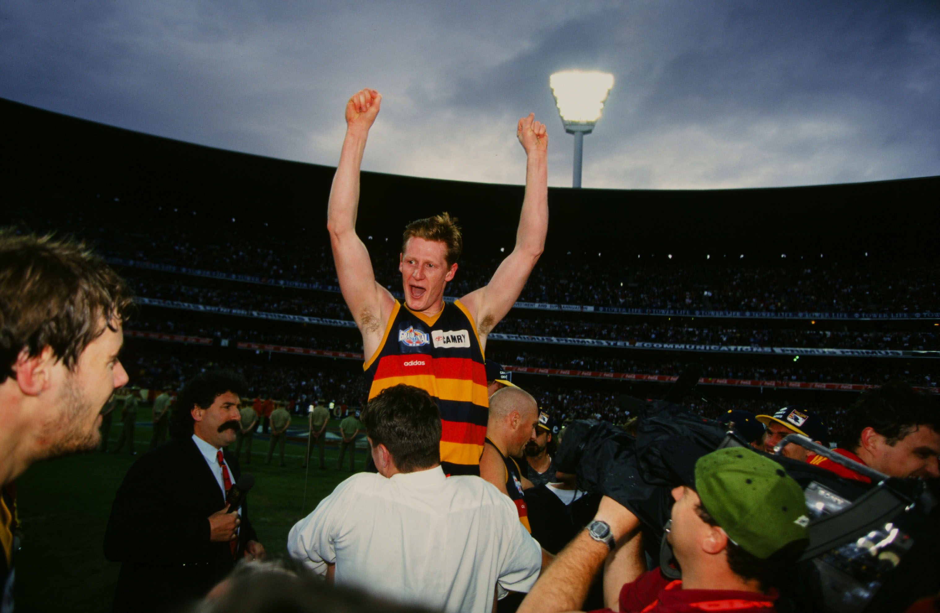 AFL 1997 Grand Final - St Kilda v Adelaide