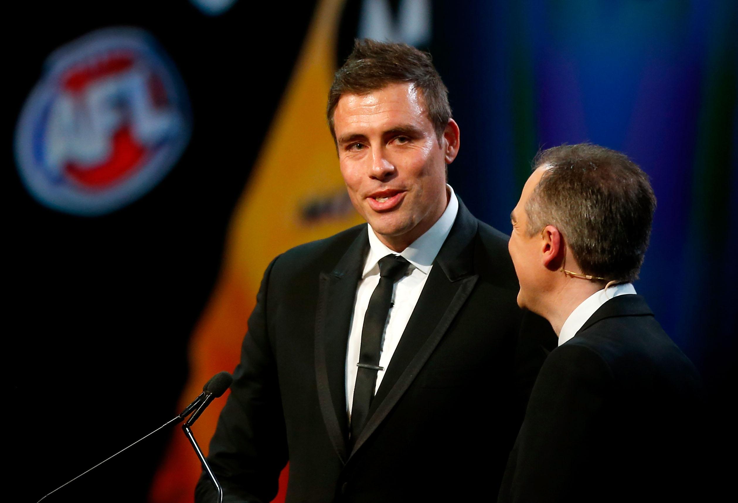 AFL 2014 Media - Hall of Fame