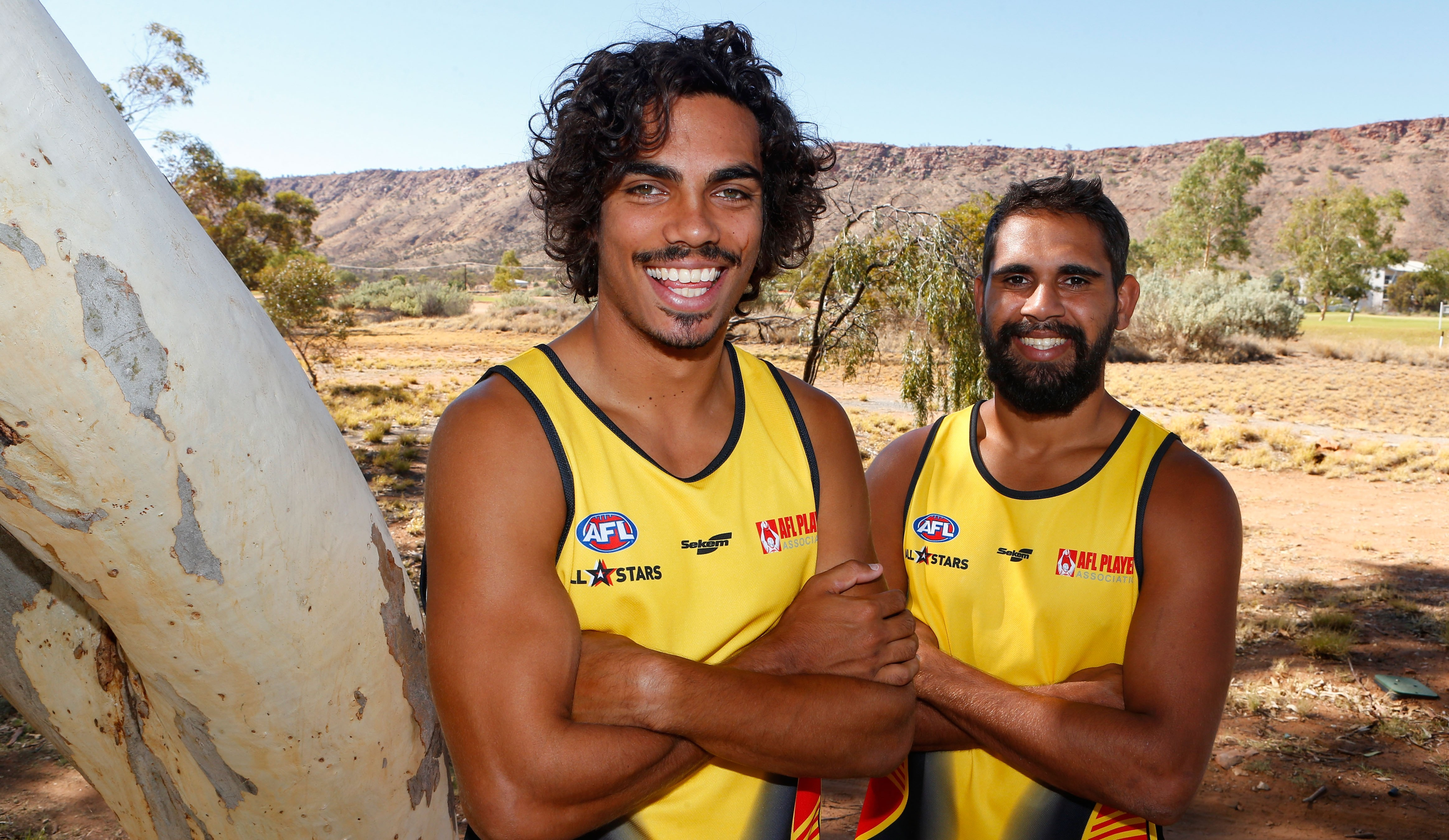 AFL 2013 Portraits - Indigenous All Stars Portraits