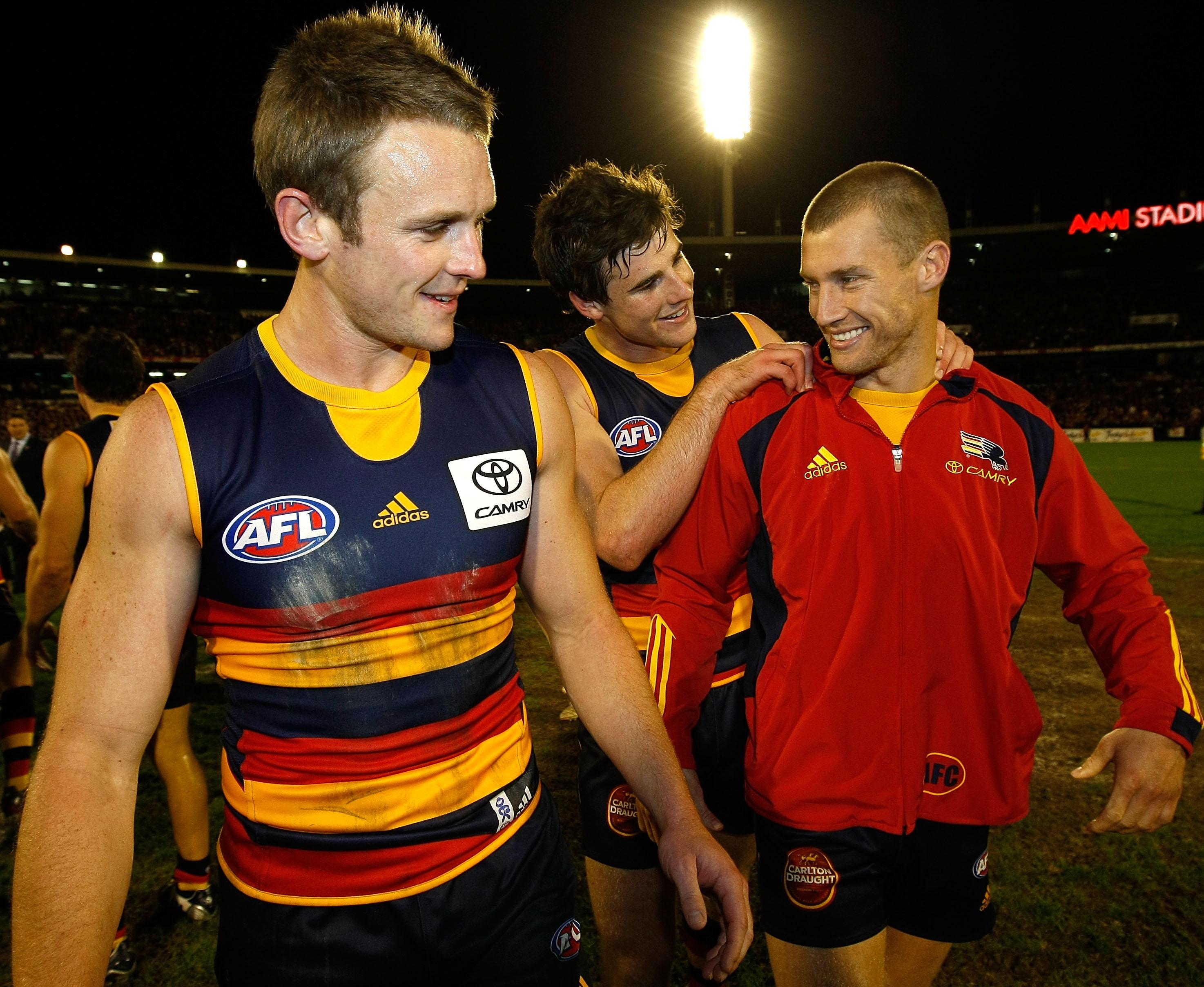 AFL 2009 1st Elimination Final - Adelaide v Essendon