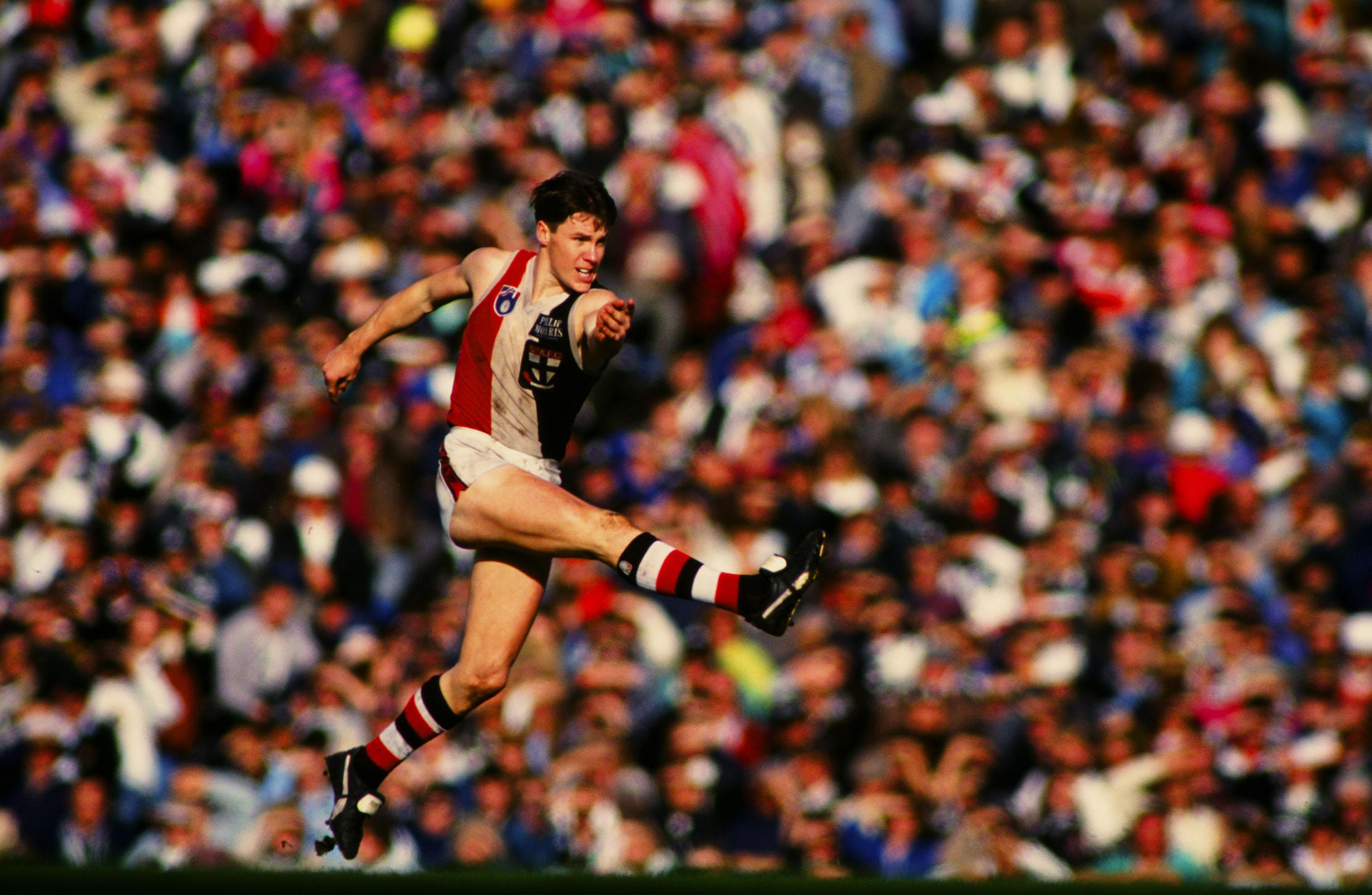 AFL 1992 2nd Elimination Final - Collingwood v St Kilda
