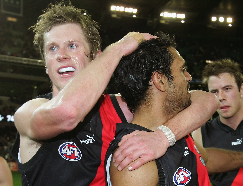 AFL 2006 Rd 19 - Essendon v Collingwood