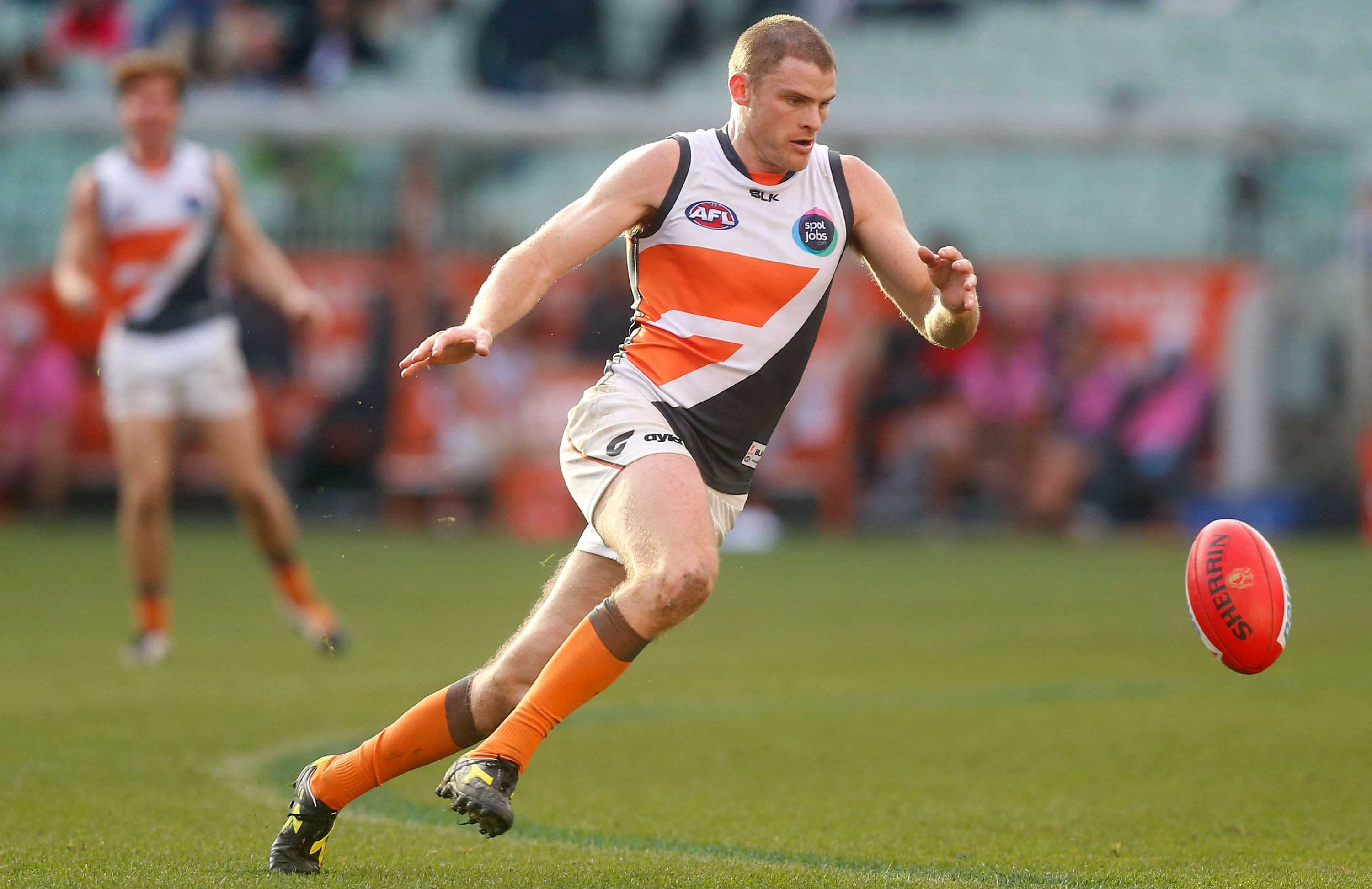 AFL 2015 Rd 11 - Collingwood v GWS Giants
