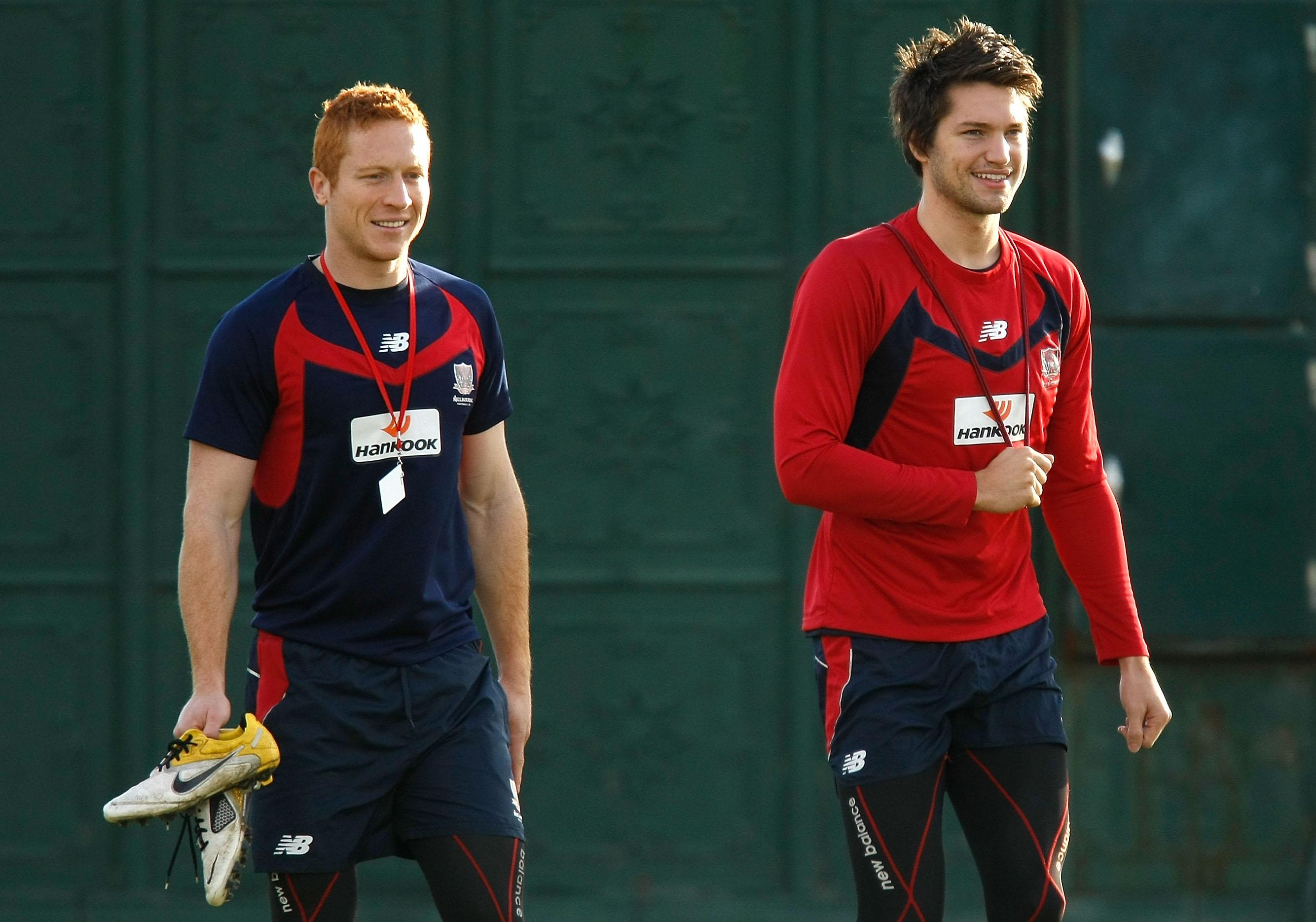 AFL 2011 Training - Melbourne 030811