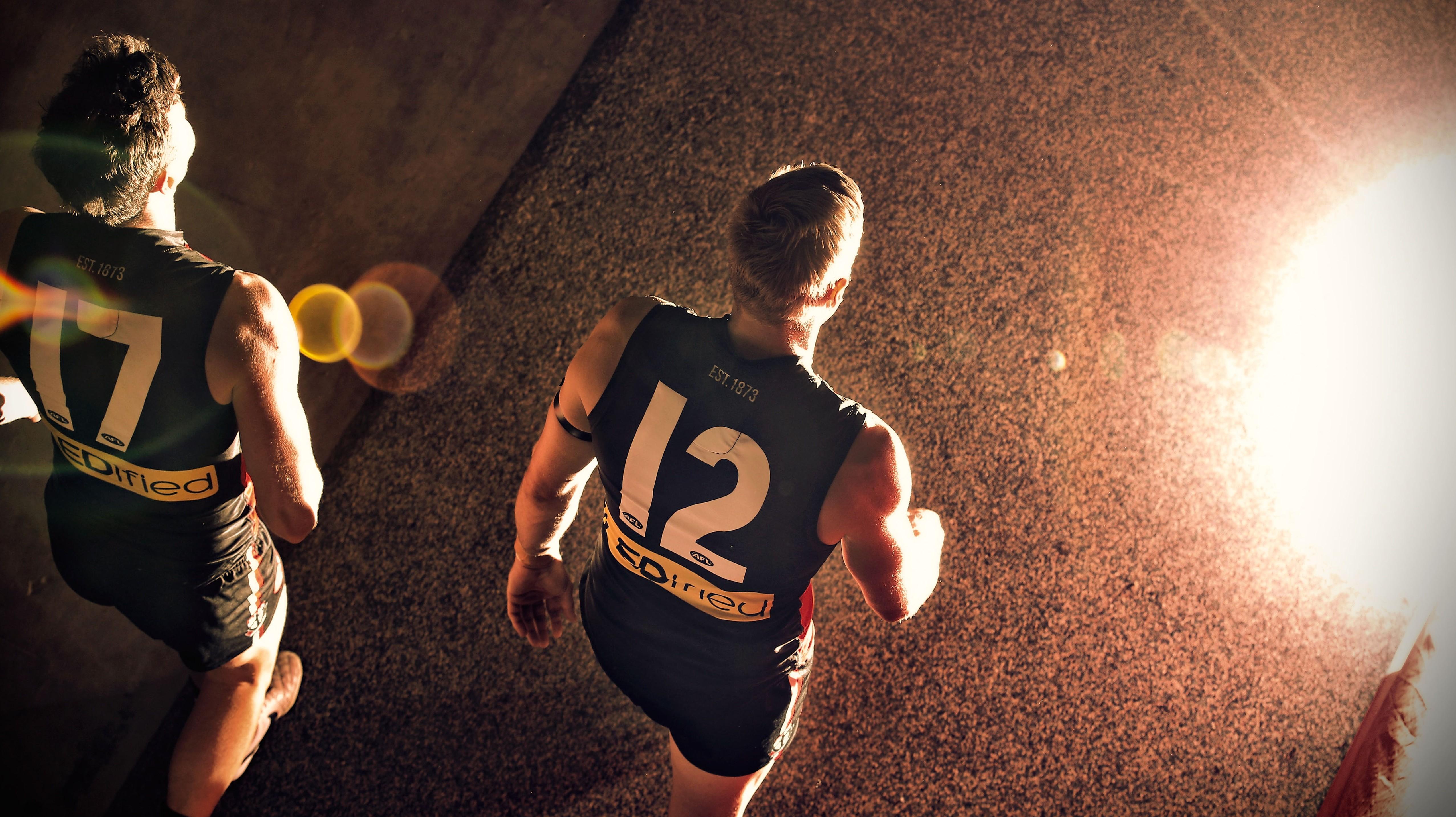 AFL 2015 Rd 22 - St Kilda v Sydney