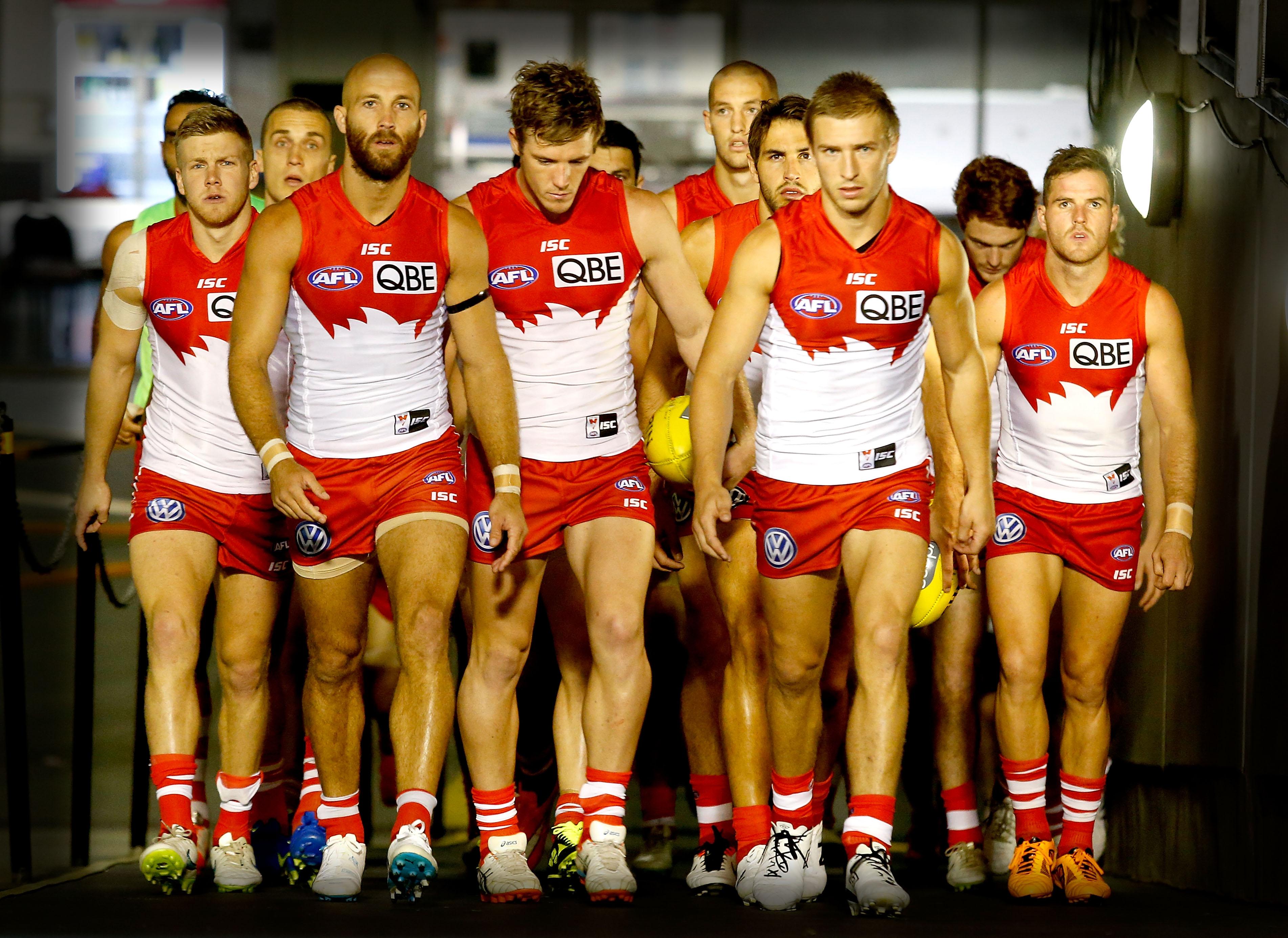 AFL 2015 Rd 06 - Melbourne v Sydney
