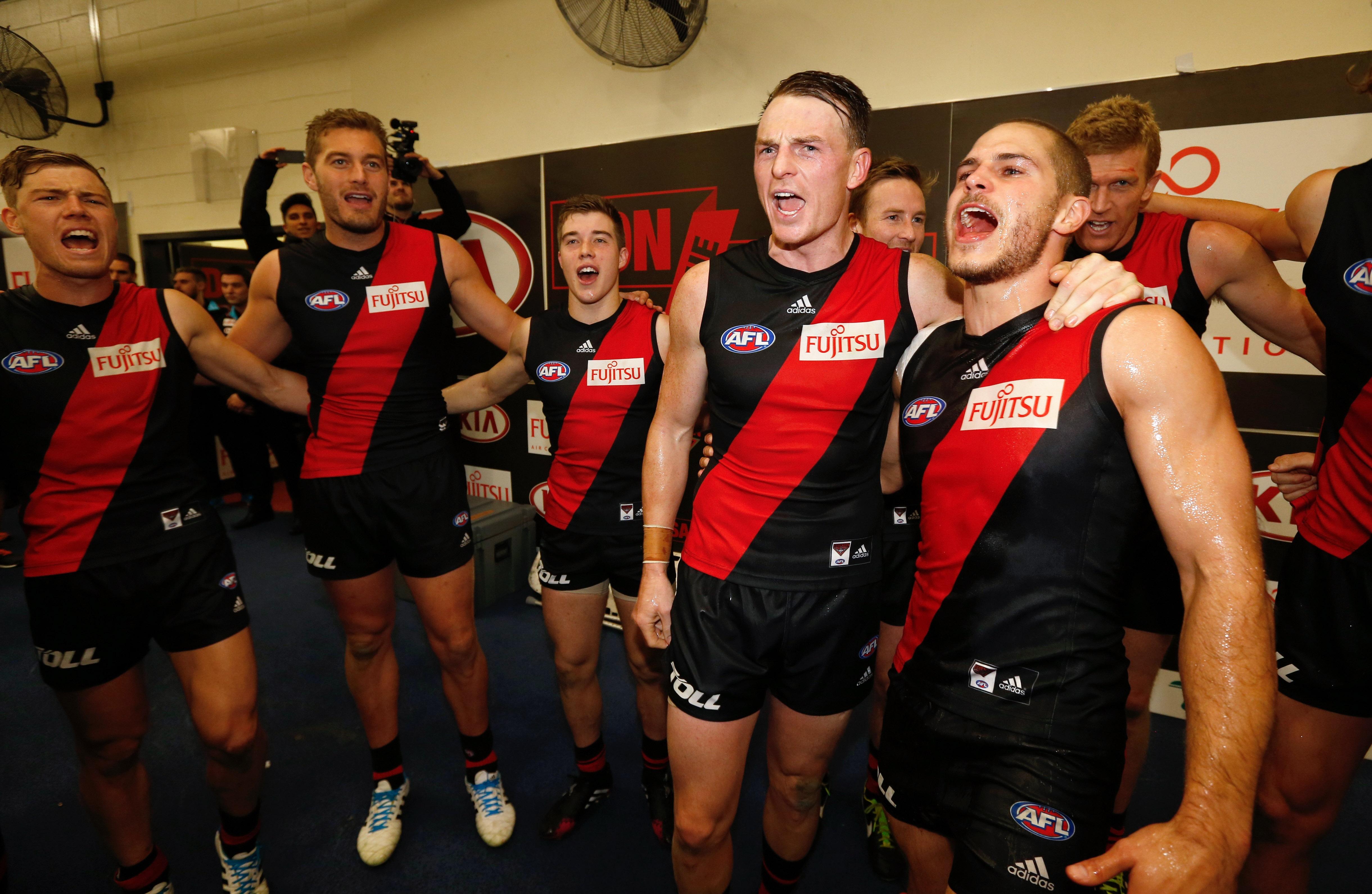 AFL 2014 Rd 14 - Essendon v Adelaide