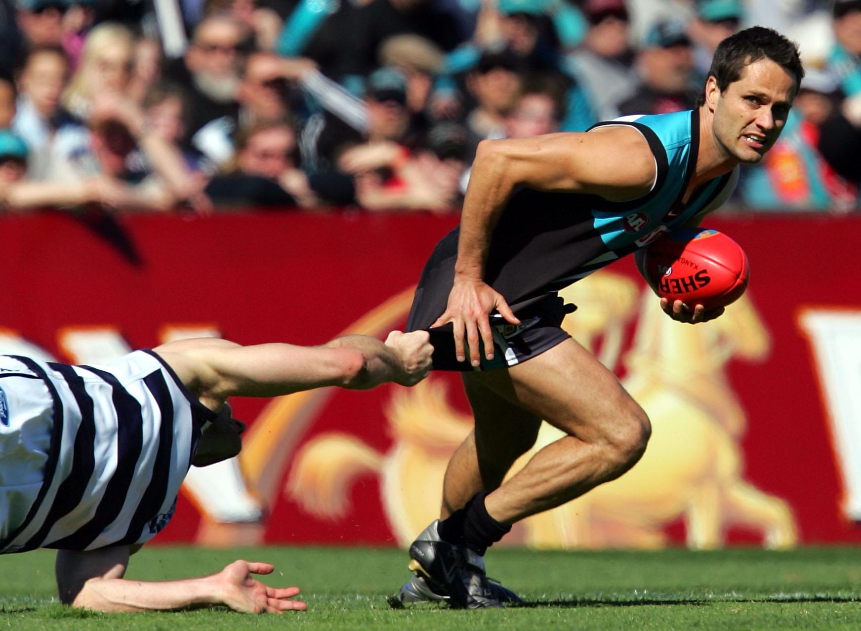 AFL 2004 1st Qualifying Final - Port Adelaide v Geelong