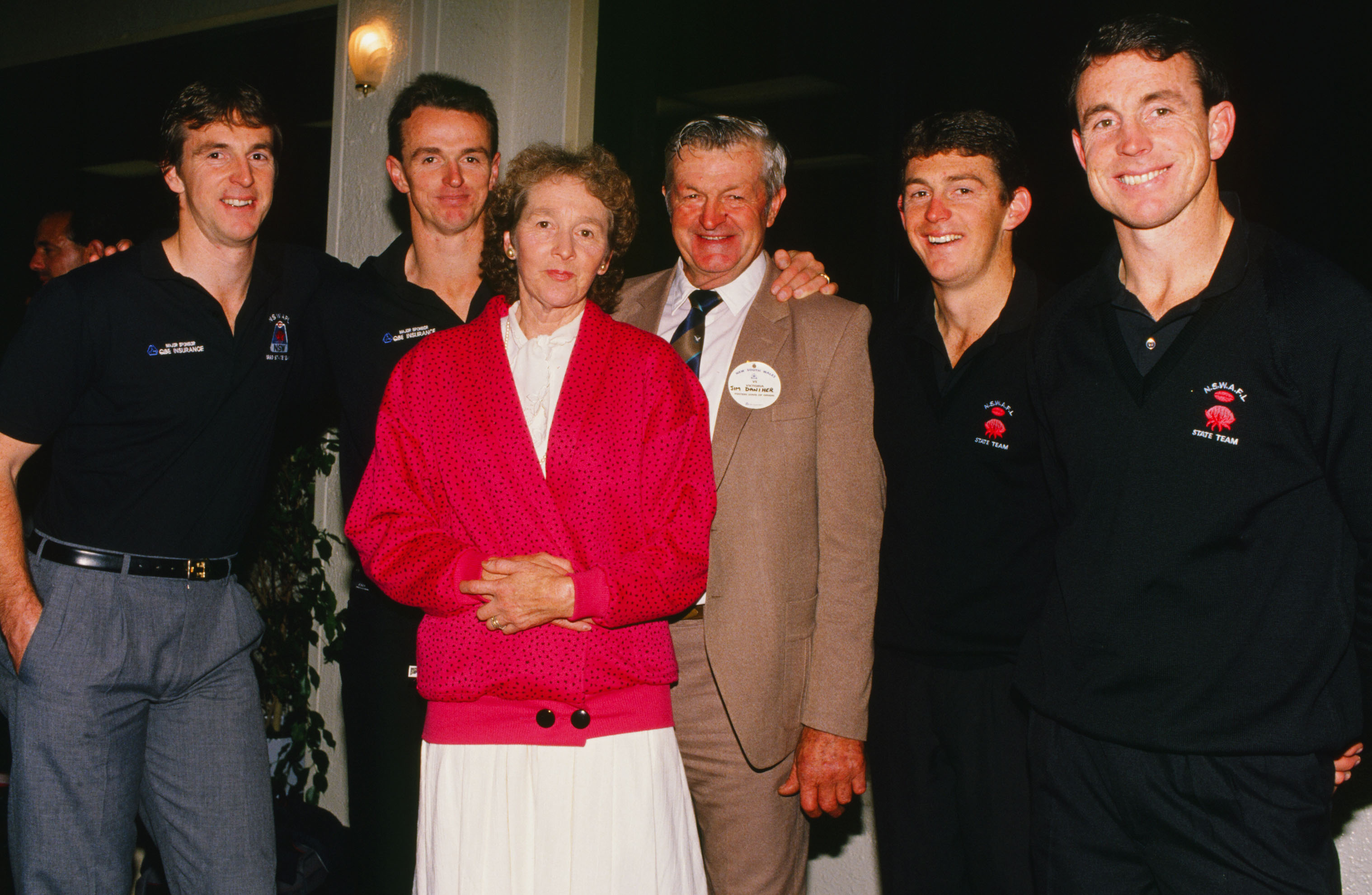 AFL 1990 - State of Origin